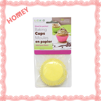 50Pcs Cupcake/Liner Muffin Cases Baking Paper Cups