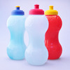 F002 empty food grade 750ml recycled plastic bottles wholesale