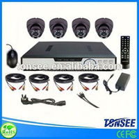 CCTV camera system kits cctv camera 720p two way audio p2p wireless ip camera helmet with dust mask