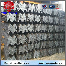 q235 galvanized angle steel for construction