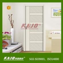 Waterproof Moistureproof WPC Interior Door for bedroom bathroom