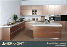 modern kitchen cabinet from China