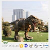 Animatronic Life-size T-rex Dinosaur