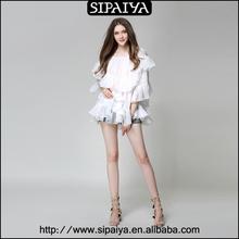 Alibaba china alibaba express elastic waist blouse