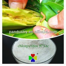 agriculture chemicals biological pesticide chlorpyrifos Insecticide 97%TC