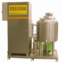 Fresh Milk Pasteurizing Machine with 100L Capacity