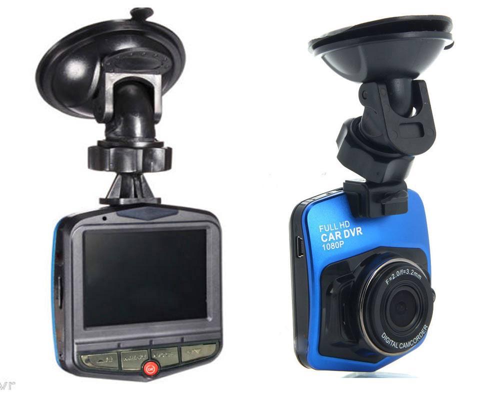 Date HD 720 P véhicule conduite enregistreur avec LED IR Night vision
