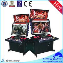 Video arvade game machine street fighter 2 arcade machine