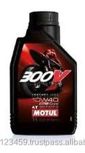 MOTUL 300V 4T 10w-40 1 LITER box 12x1 liter Racing Motorcycle lubricant