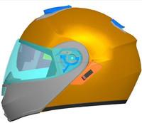 New designs Modular helmet flip up helmet