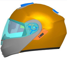 New designs Modular helmet flip up helmet