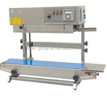 Semi-automatic Continuous Console type Sealing Machine