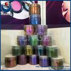 Cosmoprof fair 2015 Shengzhu multi cor camaleão pigmentos de pérola para nail polish