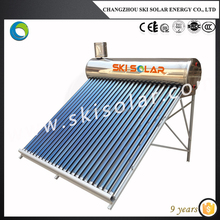 Solar water heater/All stainless steal/House using(Bathroom)80L for 2-3 people