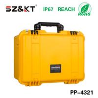 Hard Waterproof Plastic Carrying Case