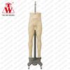 For apparel manufacturer men lower half foam mannequin stand