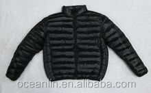 men padding winter jacket garment stock lot