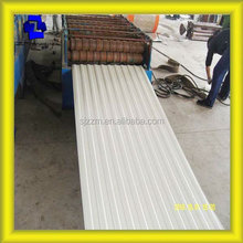 high quality colour coated steel roof / wall sheet