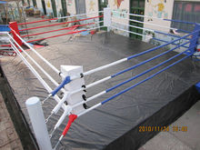 Factory price International standard competition boxing ring cheap on sales