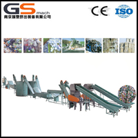 New Condition and Automatic Grade crusher and washing film plastic machine