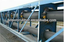 Tubular Conveyor Belt rubber belt