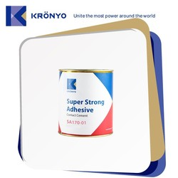 KRONYO v17 super leather adhesive for leather z1