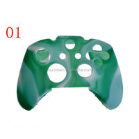 protective custom silicone cover case for xbox one controller shells