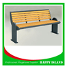 2015 hot new design Chinese manufacturer factory directly 2015 hot new products Wood And Steel Bench
