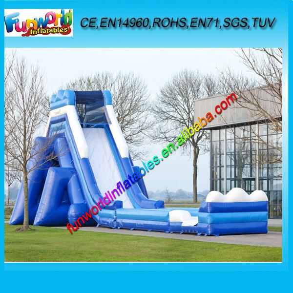 Inflatable Water Slide Port Macquarie: 2015 Hot Sale Water Slides Cheap /inflatable Water Slide
