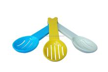 Superior plastic Hamster Colander/pet scoop/pet plastic spoons for cleaning pet's urine blocks