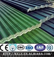 Hot Selling Color Galvalume /Corrugated Metal/PPGI/ Galvanized Roofing sheet