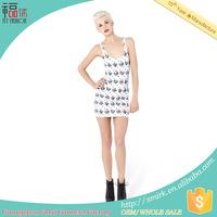 DG9576 designer promotional sexy summer tank club dresses
