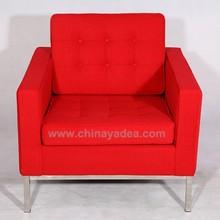 Sofa design knoll armchair reproduction