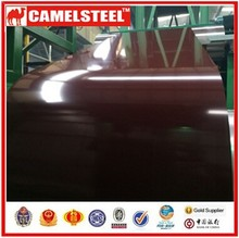 Smooth Gorgeous Pre-coated Galvanized Stell Coil