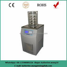 Laboratory lyophilization equipment with full models to choose