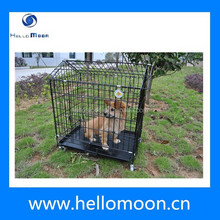 High Quality Hot Sale Dog Cage With Wheels