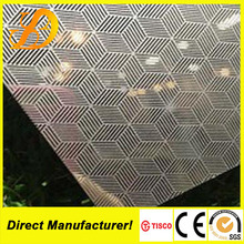 316 embossing stainless steel plate price