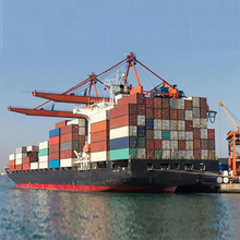 Professional LCL and FCL ocean cargo shipping container freight cost from China to usa