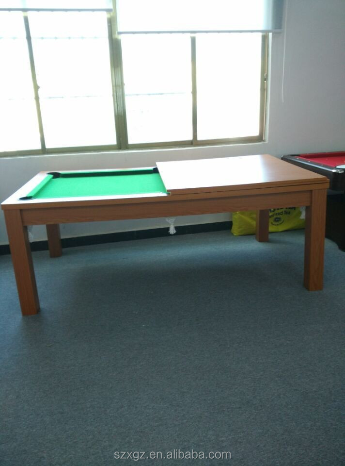 Dining Table Billiard Dining Tablepool Table And Dinner Table Combo