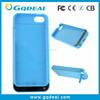 Mobile Phones Accessories 2200mah Ultra Slim Battery Case For iPhone 5