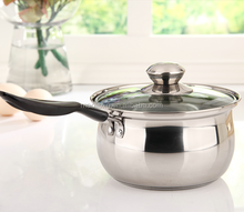 New Design High-Q Stainless Steel Milk Cooking Pot
