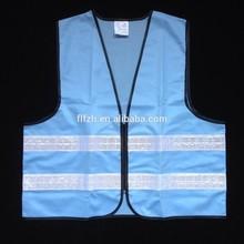 safety vest blue