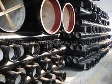 ISO8179 Asphalt coating ductile iron pipe price