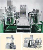 500L equipment used for emulsion