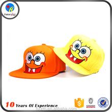 popular children funny snapback cap