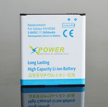 Shenzhen wholesale 3000mAh mobile phone lithium battery B600BC for samsung galaxy s4 I9500 battery