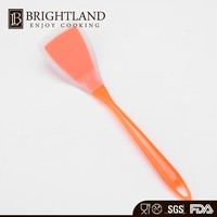 Large Silicone Kitchen Cooking Utensil Slotted Nylon Turner