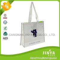 Wholesale cheap custom recycled reusable non woven shopping bag , shopping bag