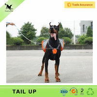 Dog Saddle bag/Dog Backpack Harness For Canine