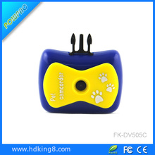 custom personalized pets leashes cam mini collar camera for dogs